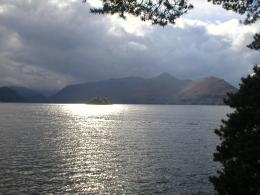 DerwentWaterSunlight