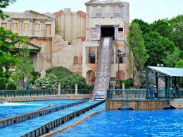 Amusement Park Rides!!