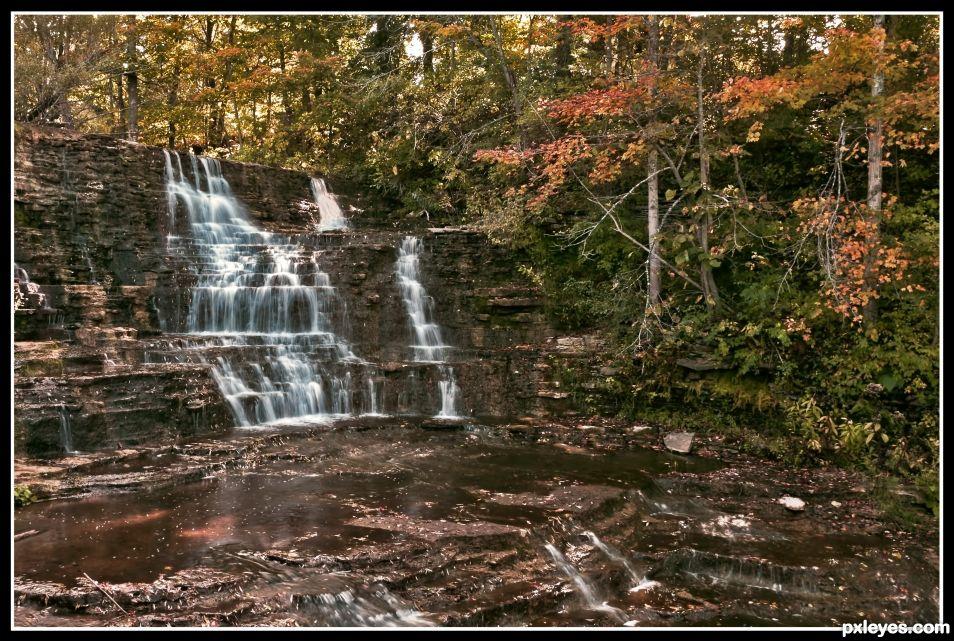Wehle Falls