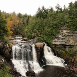 Blackwater Falls Picture