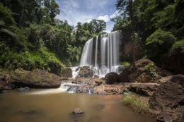 Waterfall in Analândia