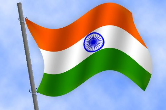 Indian Flag With Different Views: The Making Of Indian Flag
