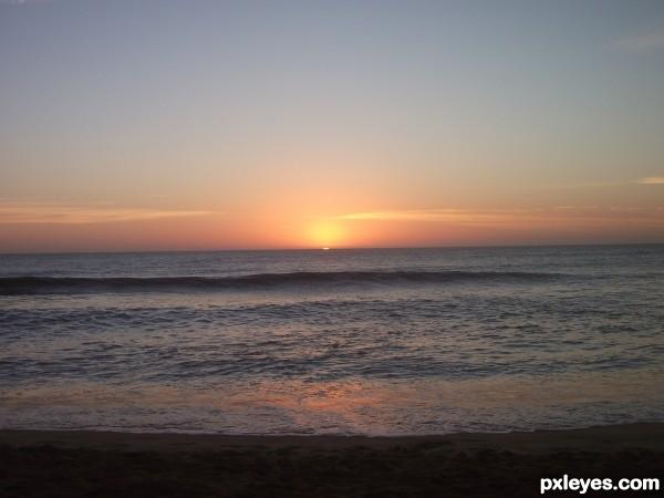 Let the sun rise