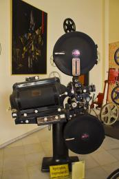 Oldprojector