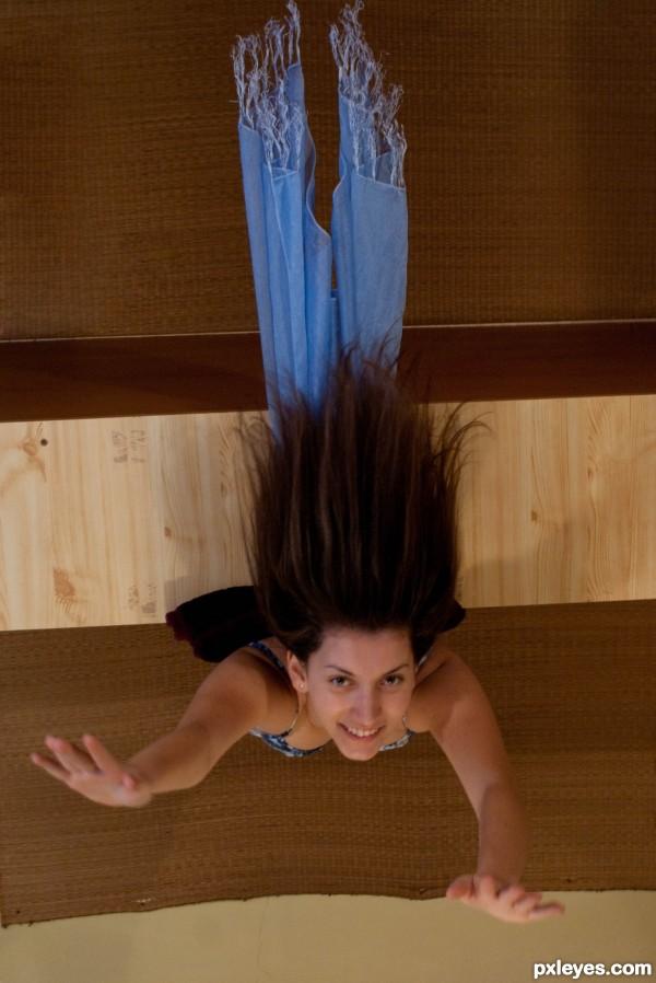 Upside Down !?