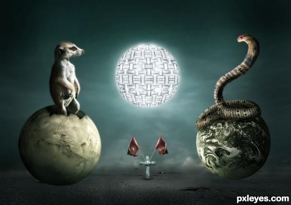 Battle Pandora