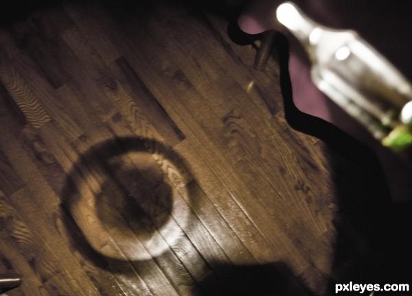slim item made round shadow!