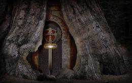 Portal in the Sequoia
