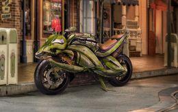 Mantiscycle