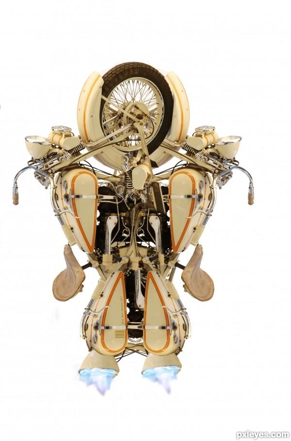 Bike Bot 001