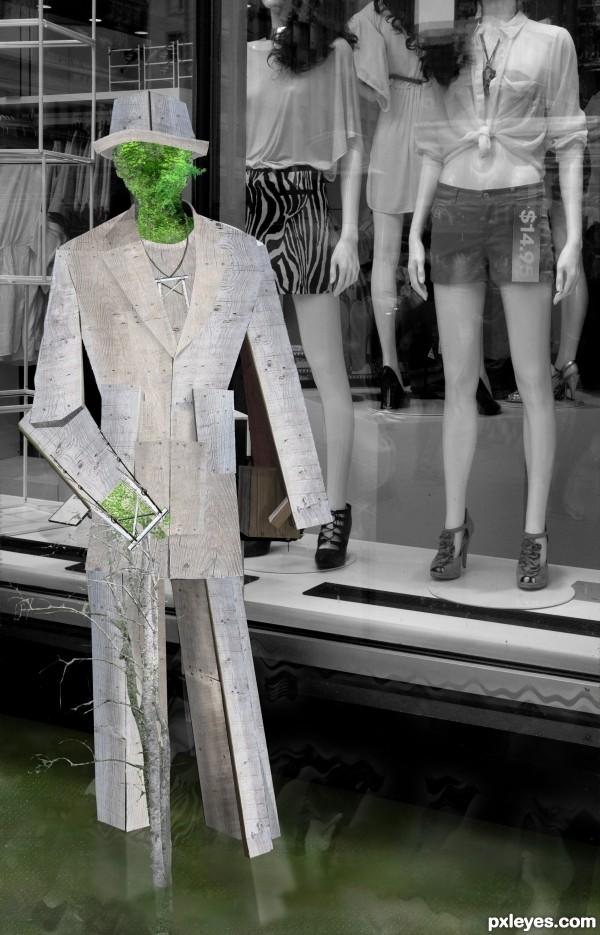 White Costume