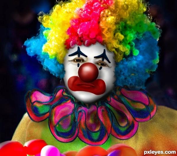 Cheer Up, Clown!