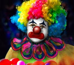 Cheer Up, Clown!