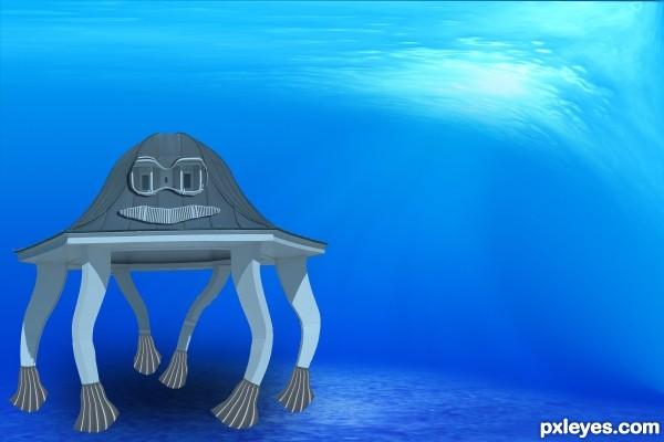 urban jellyfish
