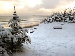 SnowattheBeach
