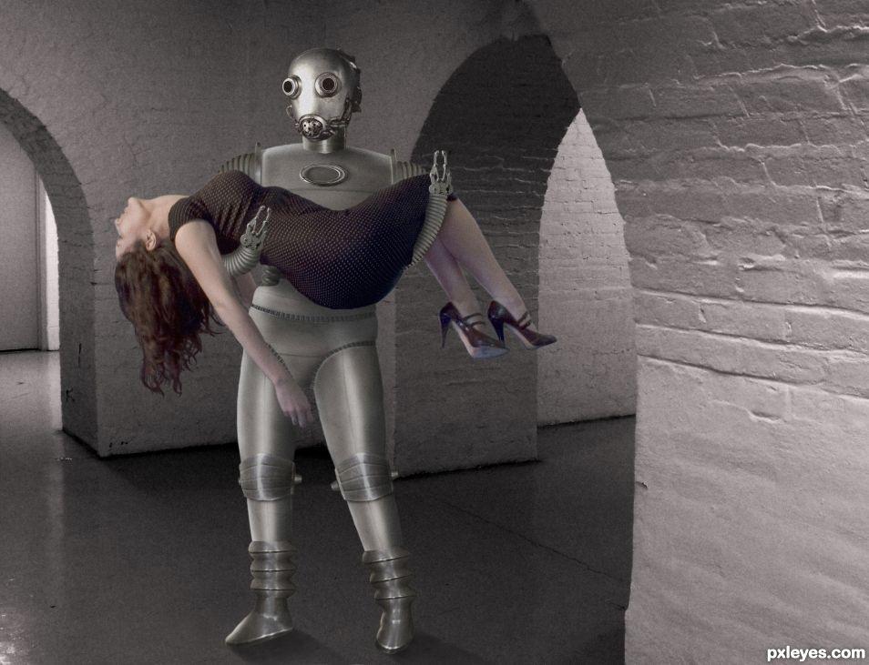 ROBOT: Friend or Foe?