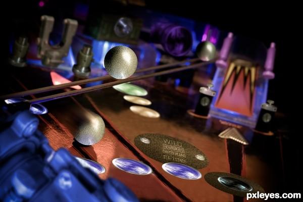 Wild T1A Pinball