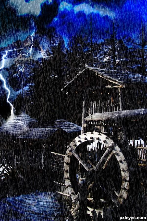 Heavy Storm...