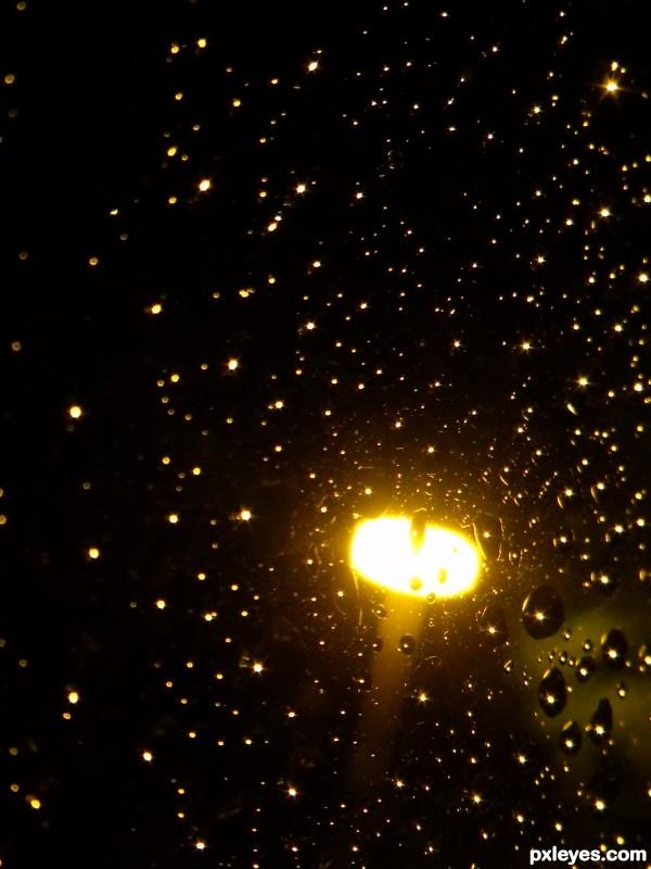 Window drops @ night