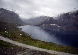 Windowonthefjord
