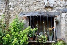 mystery window