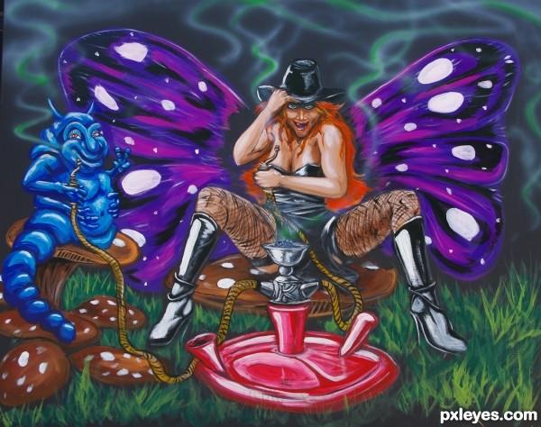 Hookah Fairy