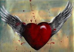 Crashed heart