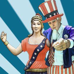 PatrioticCouple