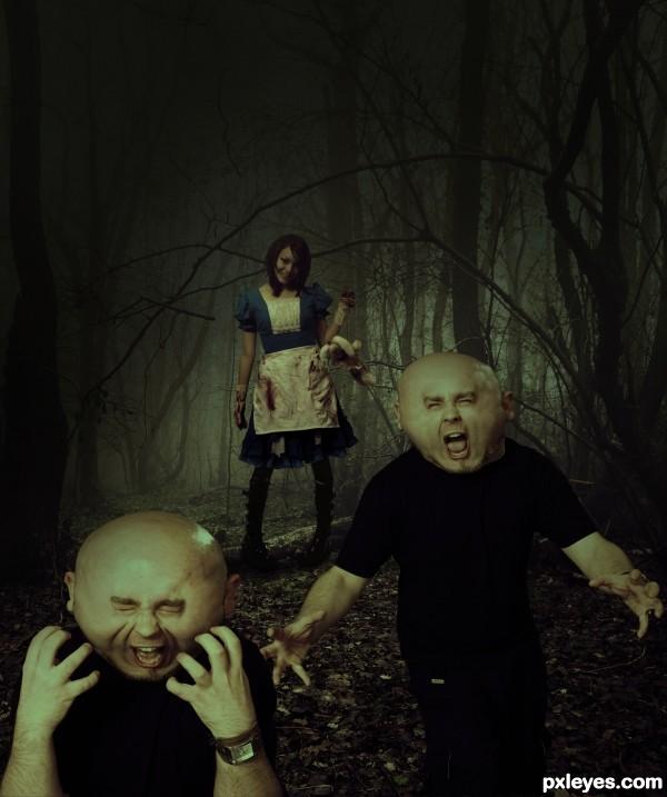 Alice In Psycholand