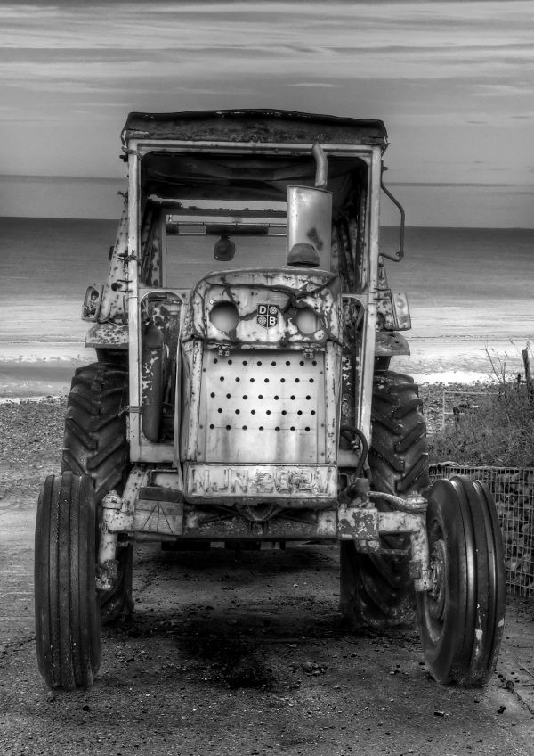 Fishermans Tractor.