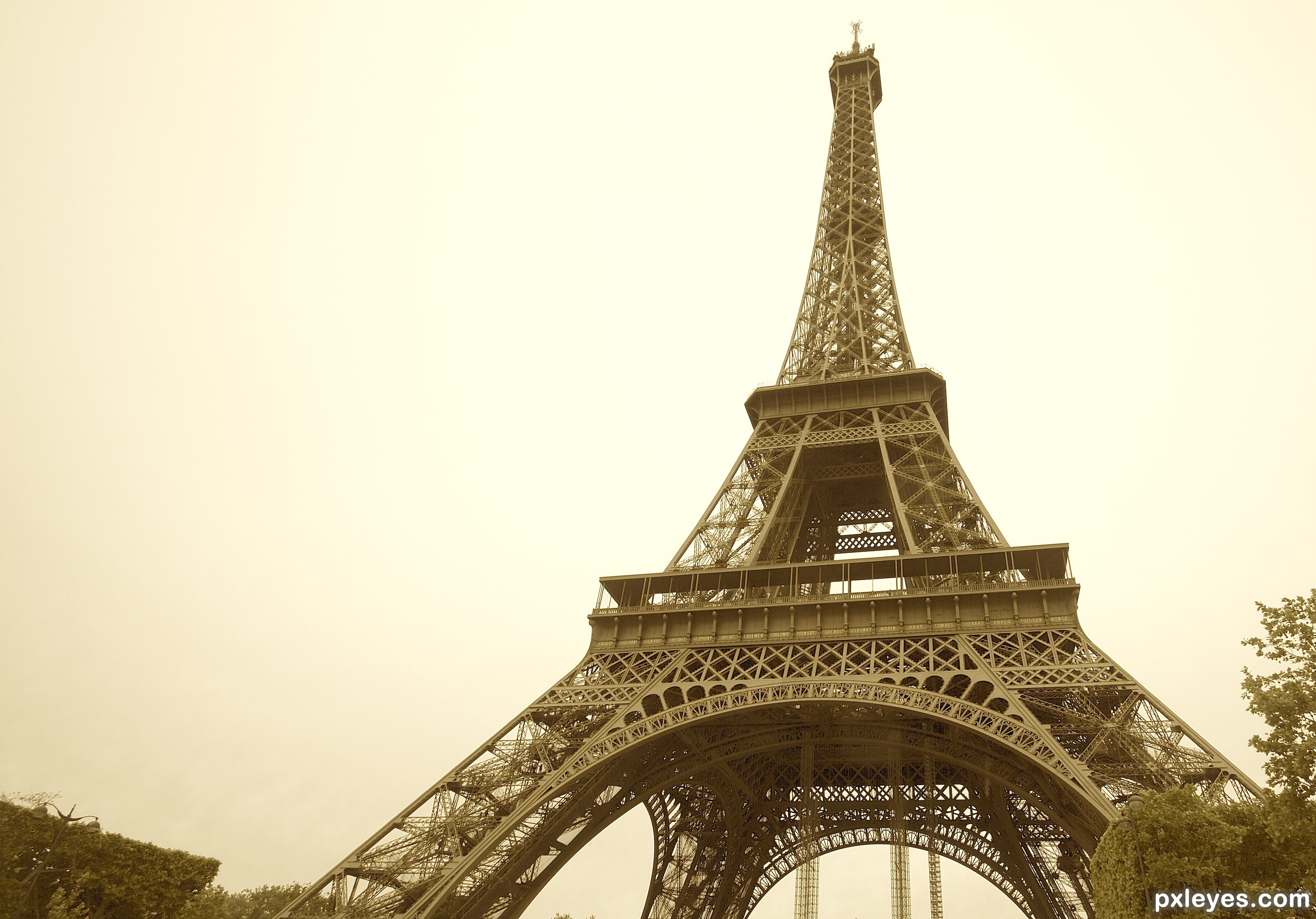 Eiffel Photography Contest Pictures