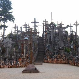Hill of Crosses - Lithuania  Picture