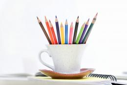 cup of colour