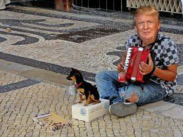 Donald the Beggar