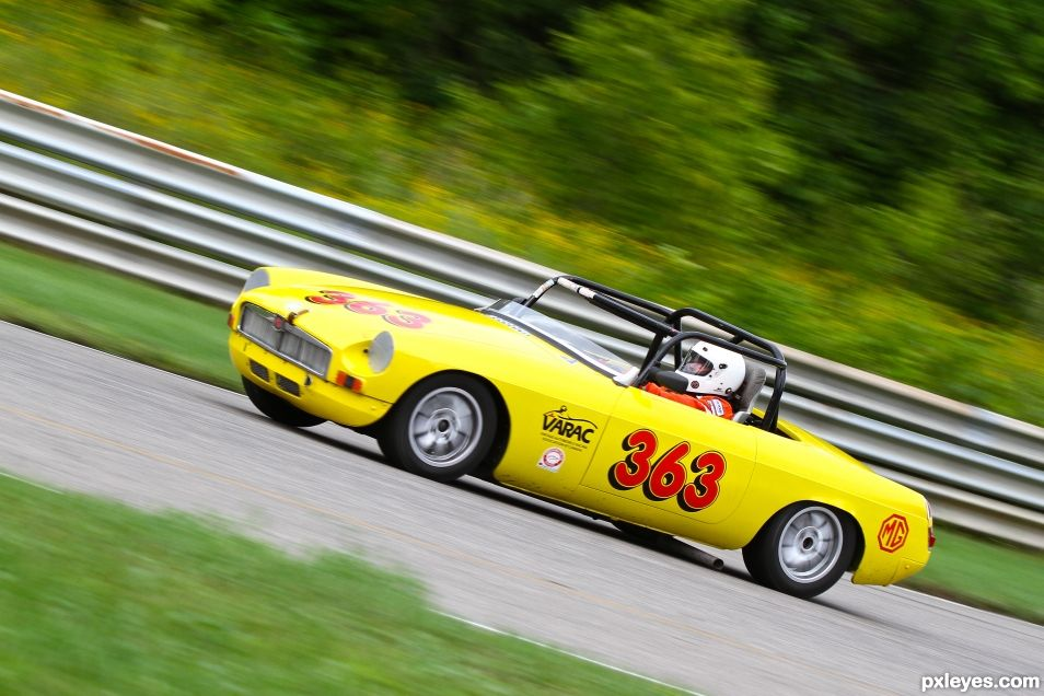 363 Vintage Racing