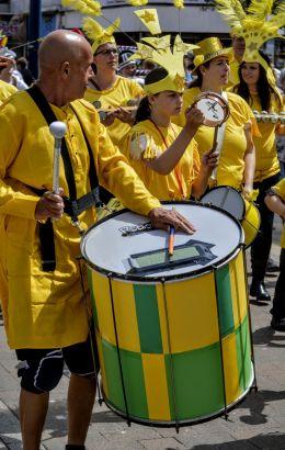Festival of Yellow