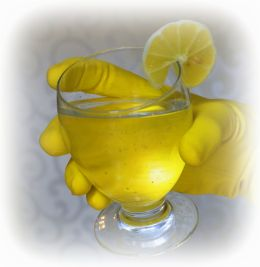 some lemonade, sir?