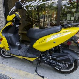 YellowScooter