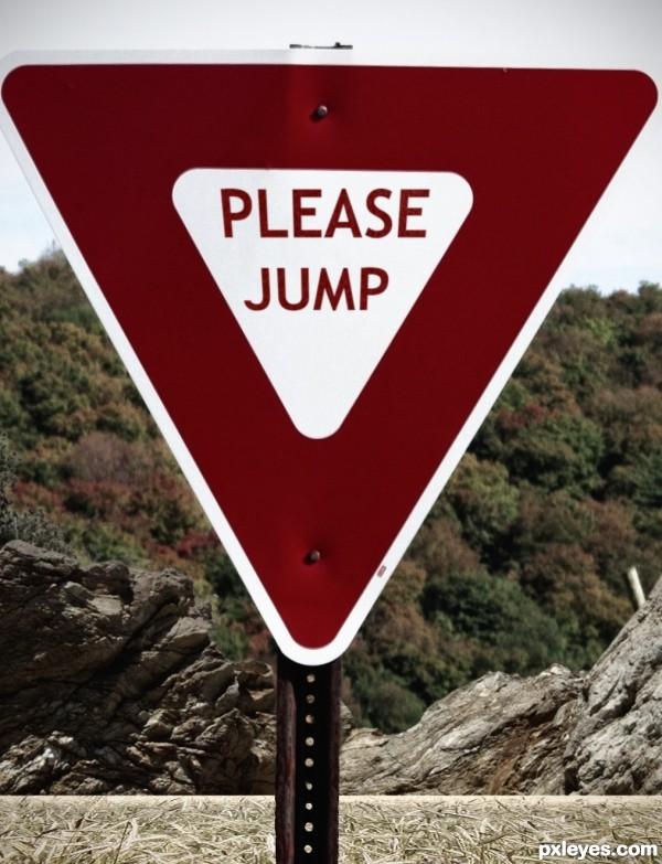 PLEASE JUMP