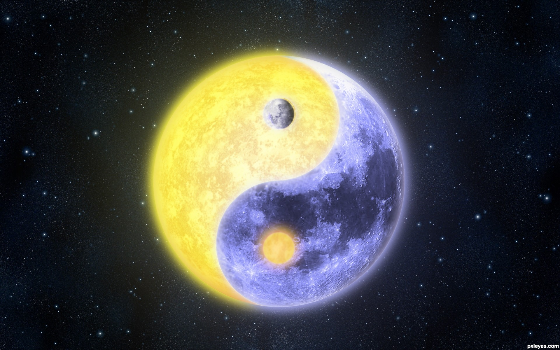 Yin And Yang Photoshop Contest (20090), Pictures Page 1 ...