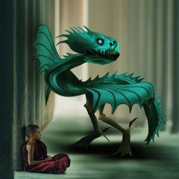 Dragonandhisfriend