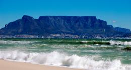 *Table Mountain Cape Town