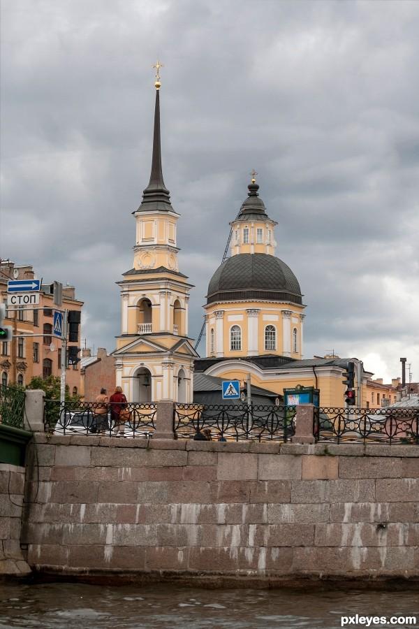 Creation of St Petersburg: Final Result