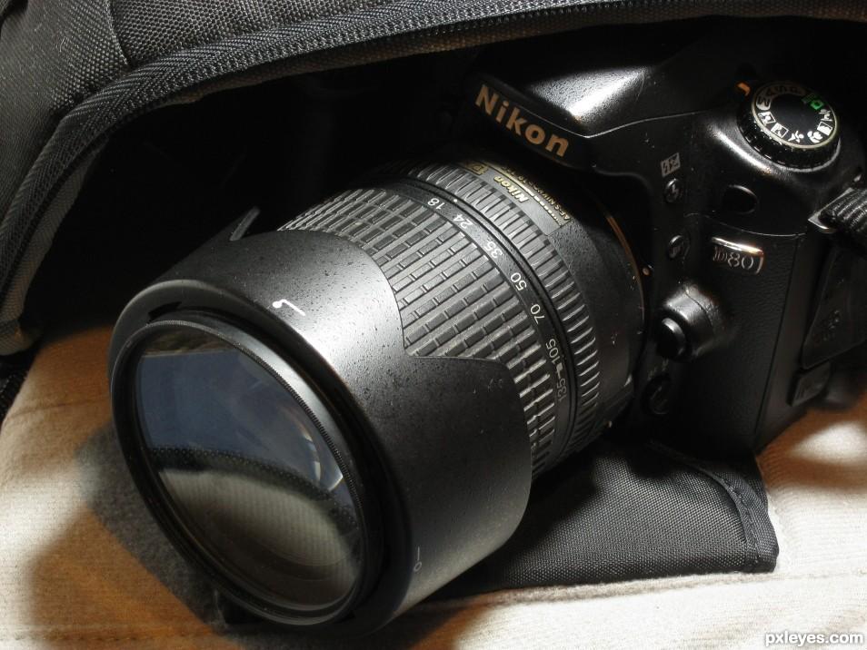 My D80