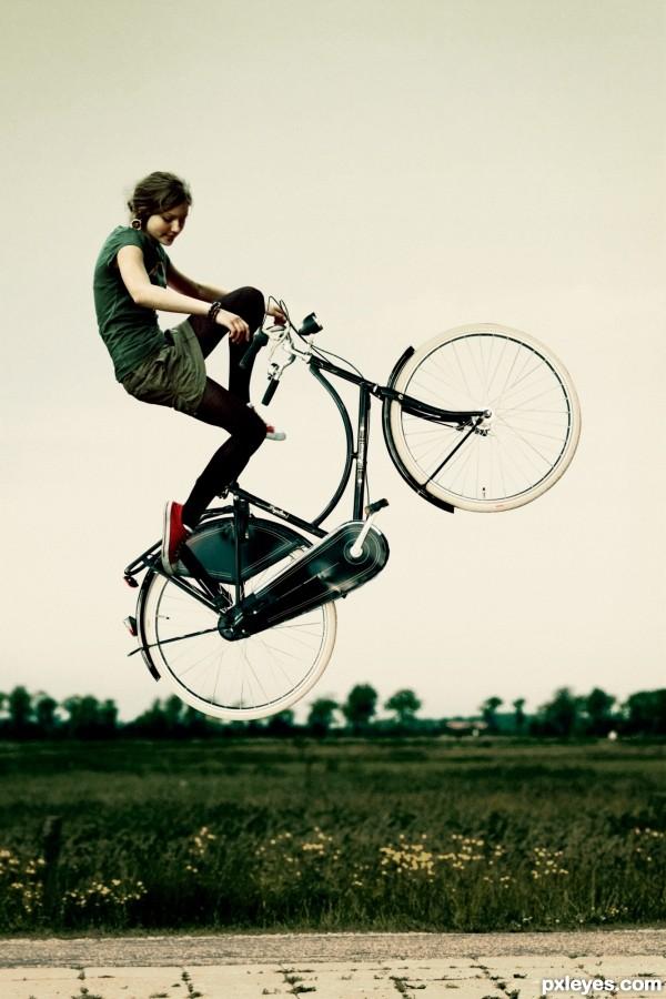 Countryside levitation