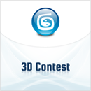 easter eggs in 3d photography contest