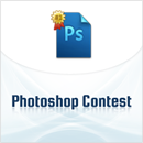 childrens drawing photoshop contest