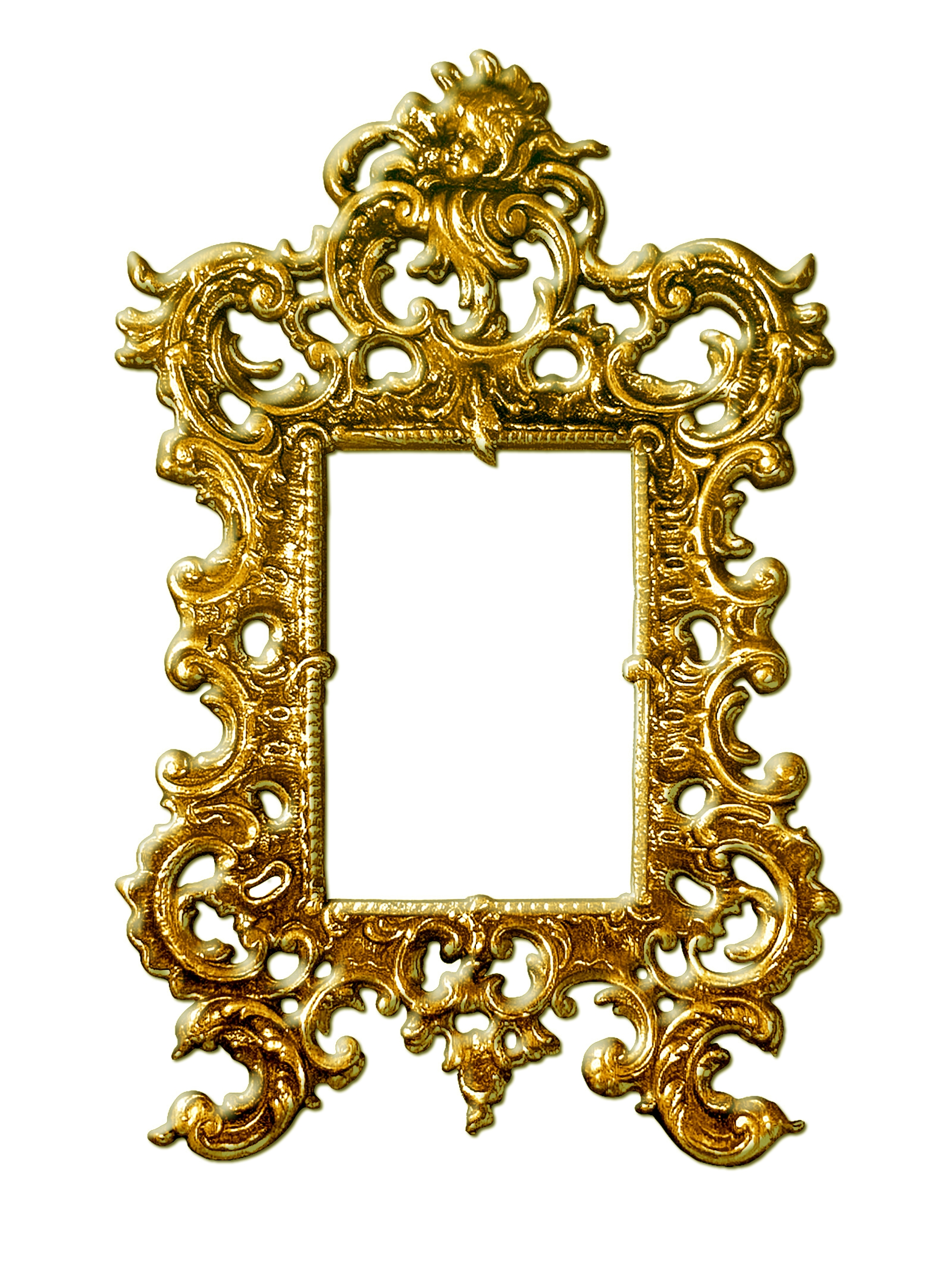 Photoshop Contest Suggestion: Gold Frame - Pxleyes.com