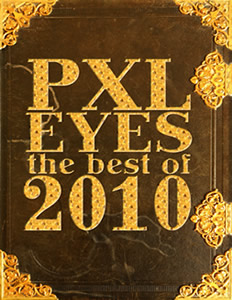 Pxleyes magazine - the eye 01