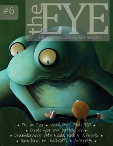Pxleyes magazine - the eye 06